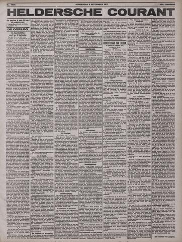 Heldersche Courant 1917-09-06