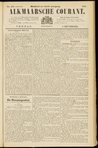 Alkmaarsche Courant 1902-09-05