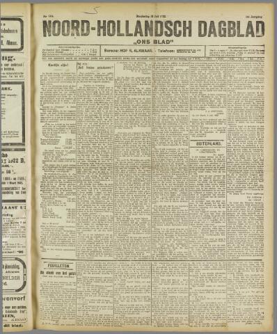 Ons Blad : katholiek nieuwsblad voor N-H 1922-07-13