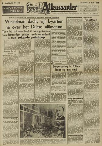 De Vrije Alkmaarder 1949-06-04