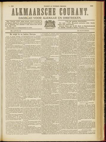 Alkmaarsche Courant 1918-10-28
