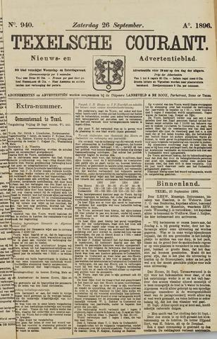 Texelsche Courant 1896-09-26