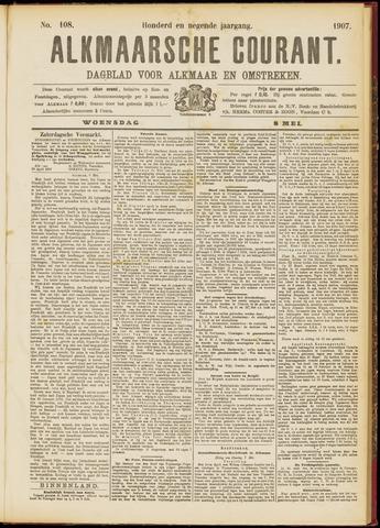 Alkmaarsche Courant 1907-05-08