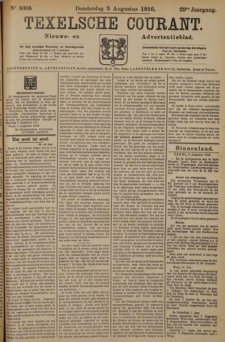 Texelsche Courant 1916-08-03