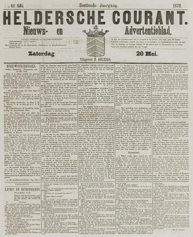 Heldersche Courant 1876-05-20