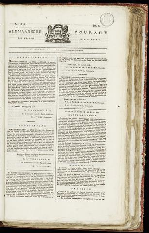 Alkmaarsche Courant 1818-06-15