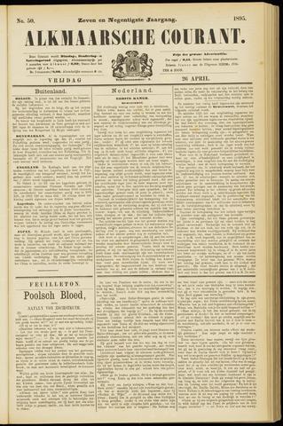 Alkmaarsche Courant 1895-04-26
