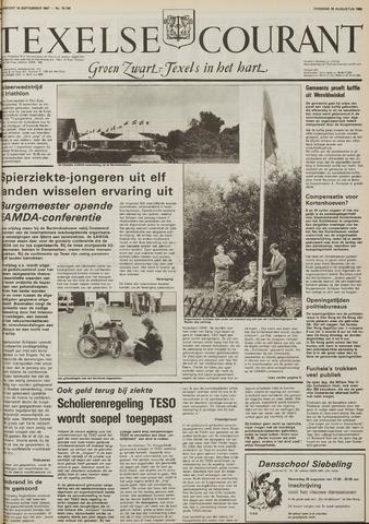 Texelsche Courant 1986-08-19