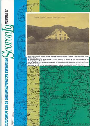 Tijdschrift van cultuurhistorische vereniging Scoronlo 1997-06-01