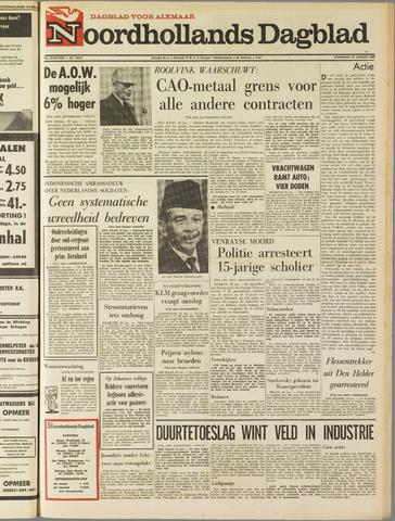 Noordhollands Dagblad : dagblad voor Alkmaar en omgeving 1969-01-29