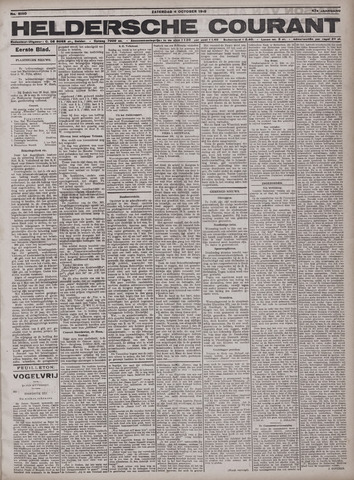 Heldersche Courant 1919-10-04