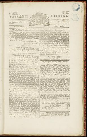 Alkmaarsche Courant 1851-06-23