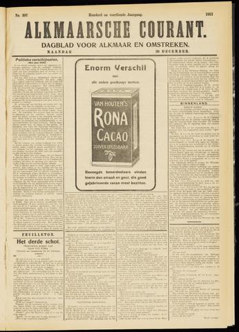 Alkmaarsche Courant 1912-12-30