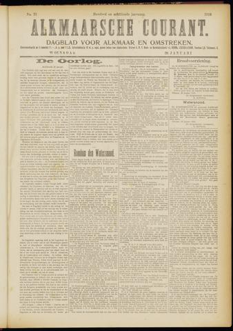 Alkmaarsche Courant 1916-01-26
