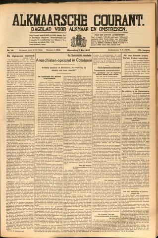 Alkmaarsche Courant 1937-05-05