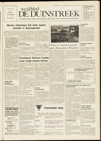 De Duinstreek 1969-08-28