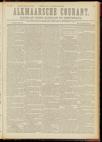Alkmaarsche Courant 1919-08-20
