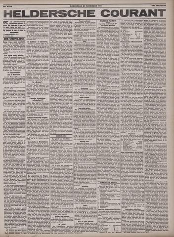 Heldersche Courant 1916-11-23