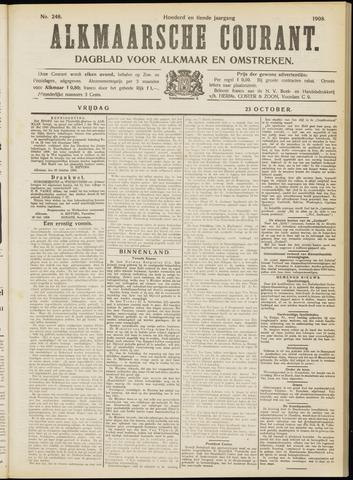 Alkmaarsche Courant 1908-10-23