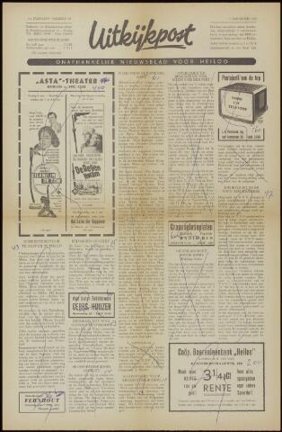 Uitkijkpost : nieuwsblad voor Heiloo e.o. 1958-08-08