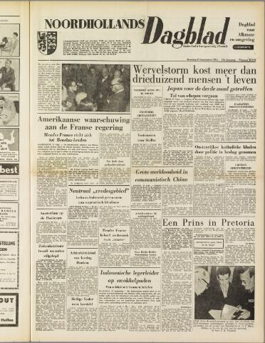 Noordhollands Dagblad : dagblad voor Alkmaar en omgeving 1954-09-27