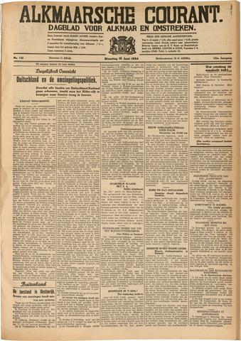 Alkmaarsche Courant 1934-06-12