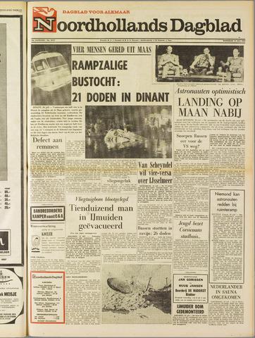 Noordhollands Dagblad : dagblad voor Alkmaar en omgeving 1969-07-16