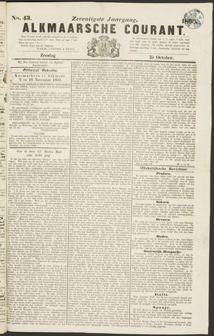 Alkmaarsche Courant 1868-10-25