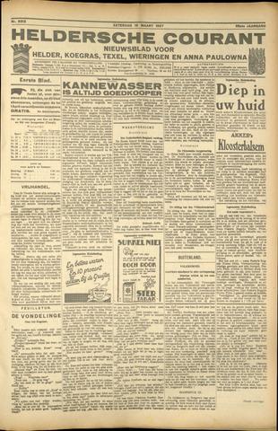 Heldersche Courant 1927-03-19