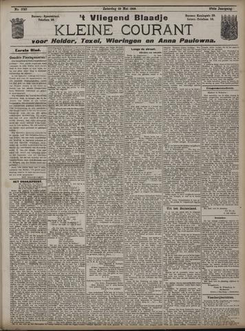 Vliegend blaadje : nieuws- en advertentiebode voor Den Helder 1909-05-29