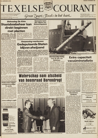 Texelsche Courant 1982-12-03