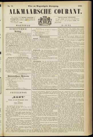 Alkmaarsche Courant 1892-06-15