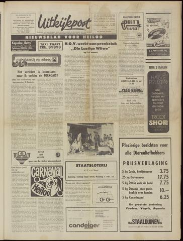 Uitkijkpost : nieuwsblad voor Heiloo e.o. 1974-01-30