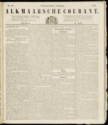 Alkmaarsche Courant 1872-05-12