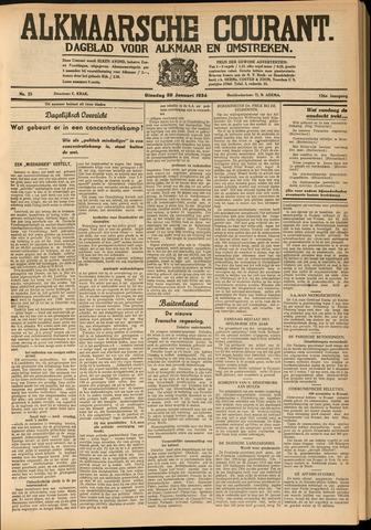 Alkmaarsche Courant 1934-01-30