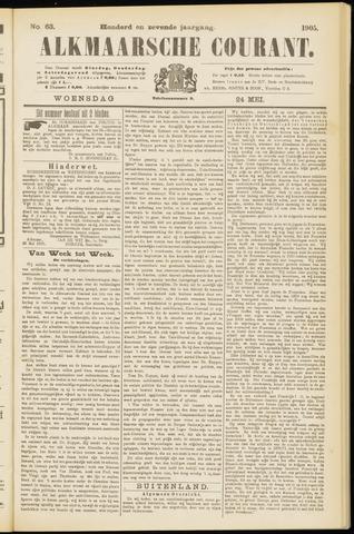 Alkmaarsche Courant 1905-05-24
