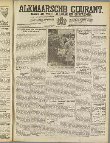 Alkmaarsche Courant 1941-07-12