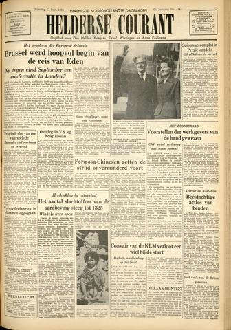 Heldersche Courant 1954-09-13