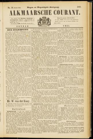 Alkmaarsche Courant 1897-05-09