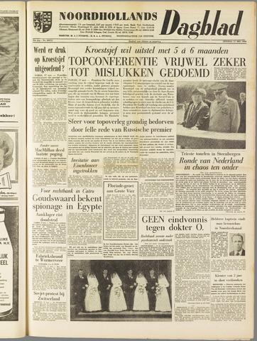 Noordhollands Dagblad : dagblad voor Alkmaar en omgeving 1960-05-17