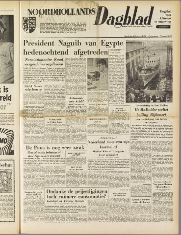 Noordhollands Dagblad : dagblad voor Alkmaar en omgeving 1954-02-25
