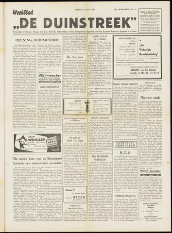 De Duinstreek 1955-07-08