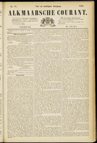 Alkmaarsche Courant 1882-06-16