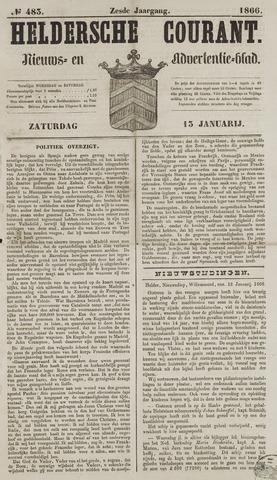 Heldersche Courant 1866-01-13
