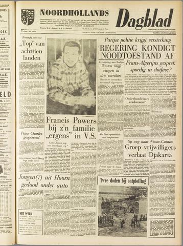 Noordhollands Dagblad : dagblad voor Alkmaar en omgeving 1962-02-12