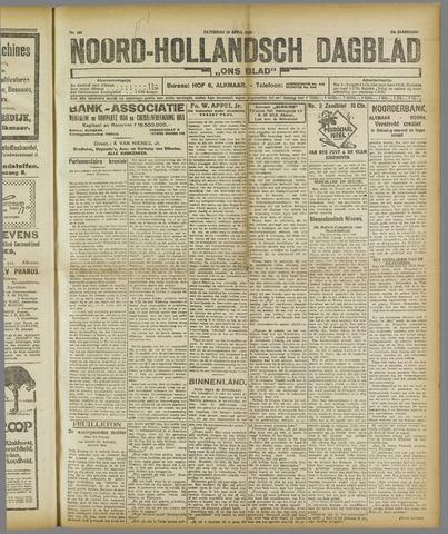 Ons Blad : katholiek nieuwsblad voor N-H 1921-04-16