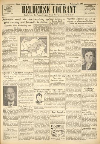 Heldersche Courant 1950-01-17