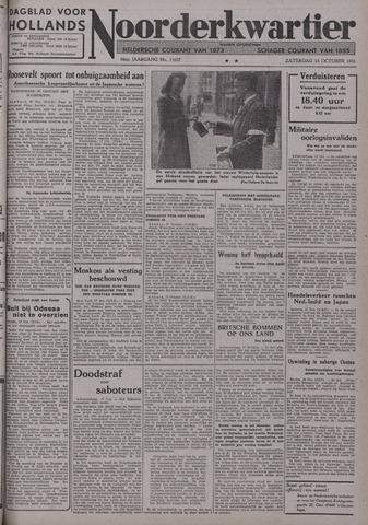 Dagblad voor Hollands Noorderkwartier 1941-10-18