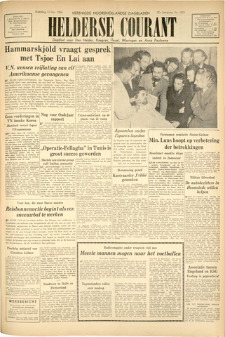 Heldersche Courant 1954-12-13