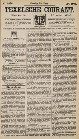 Texelsche Courant 1901-06-23